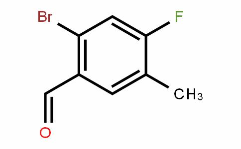 916792-17-1 | 2-溴-4-氟-5-甲基苯甲醛