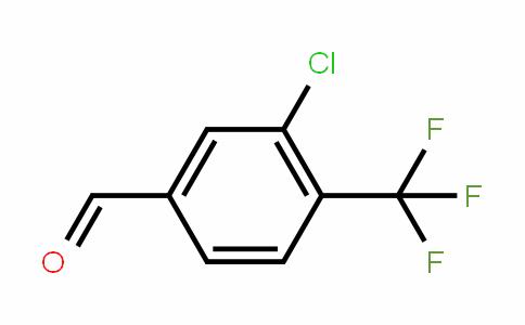 83279-38-3 | 3-Chloro-4-(trifluoromethyl)benzaldehyde