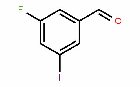 914636-93-4 | 3-Fluoro-5-iodobenzaldehyde