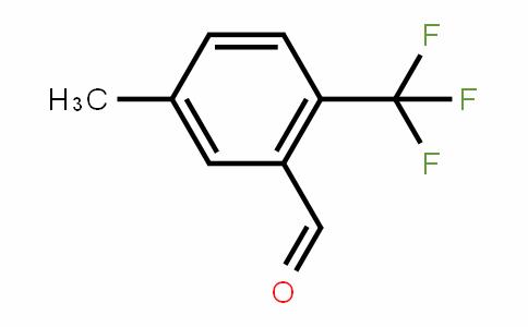 886502-76-7 | 5-Methyl-2-(trifluoromethyl)benzaldehyde
