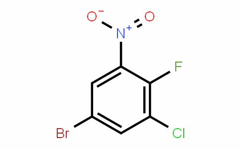 1435806-75-9 | 5-Bromo-3-chloro-2-fluoronitrobenzene