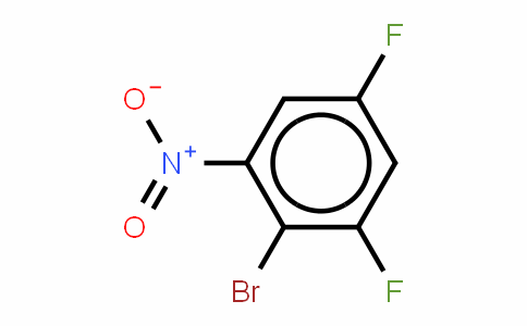877161-74-5 | 2,4-Difluoro-6-nitrobromobenzene[2-Bromo-3,5-difluoronitrobenzene]