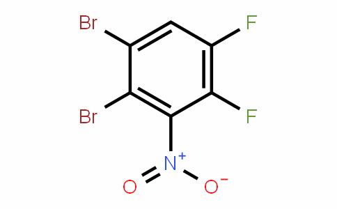 1481-57-8 | 2,3-Dibromo-5,6-difluoronitrobenzene