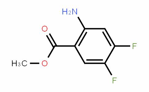 207346-42-7 | 4,5-二氟-2-氨基苯甲酸甲酯