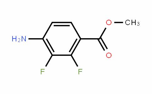 886497-08-1 | 4-氨基-2,3-二氟苯甲酸甲酯