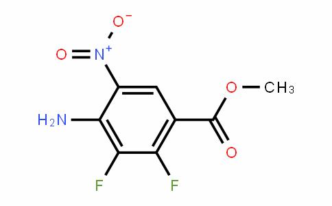 284030-58-6   4-氨基-2,3-二氟-5-硝基苯甲酸甲酯