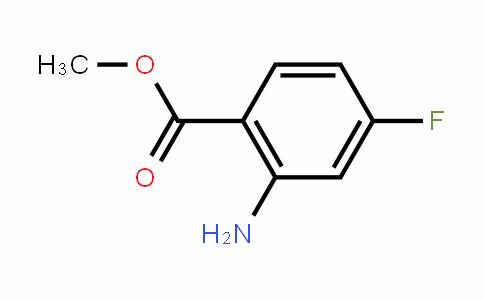 2475-81-2 | 2-氨基-4-氟苯甲酸甲酯