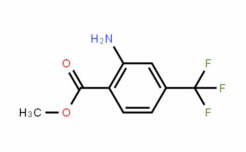 61500-87-6 | 2-氨基-4-(三氟甲基)苯甲酸甲酯