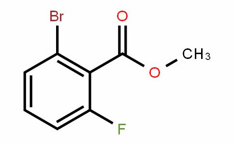 820236-81-5 | Methyl 2-bromo-6-fluorobenzoate