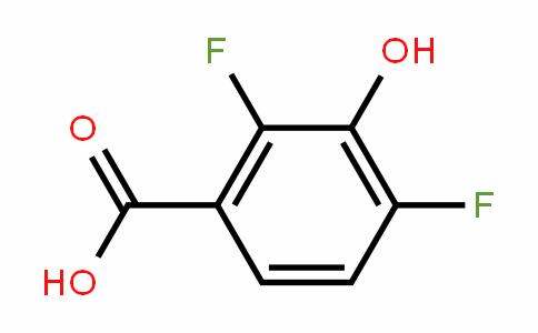 91659-08-4 | 2,4-Difluoro-3-hydroxybenzoic acid