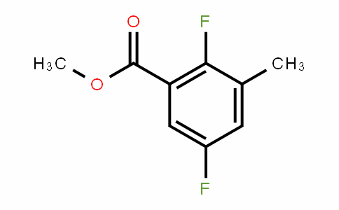 952479-99-1 | Methyl2,5-difluoro-3-methylbenzoate
