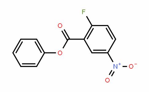 1257535-04-8 | Phenyl 2-fluoro-5-nitrobenzoate