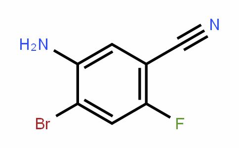 893615-28-6 | 5-Amino-4-bromo-2-fluorobenzonitrile