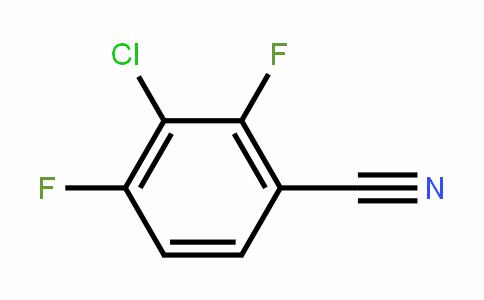 887267-38-1 | 3-Chloro-2,4-difluorobenzonitrile