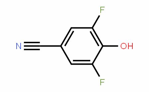 2967-54-6 | 3,5-Difluoro-4-hydroxybenzonitrile