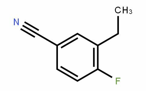 869299-63-8   3-Ethyl-4-fluorobenzonitrile