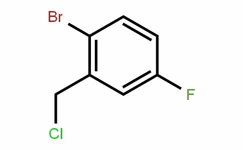857276-61-0 | 2-Bromo-5-fluorobenzyl chloride
