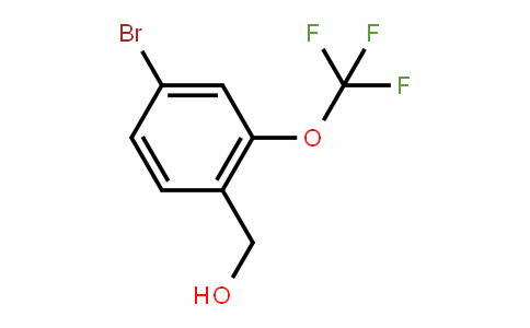 220996-81-6 | 4-Bromo-2-(trifluoromethoxy)benzyl alcohol