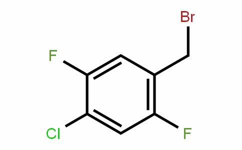 945262-21-5 | 4-Chloro-2,5-difluorobenzyl bromide