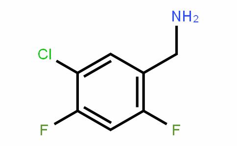 924818-16-6 | 5-Chloro-2,4-difluorobenzylamine