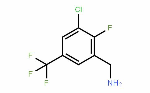 261763-07-9 | 3-Chloro-2-fluoro-5-(trifluoromethyl)benzylamine