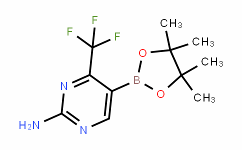 944401-58-5   2-Amino-4-(trifluoromethyl)pyrimidine-5-boronic acid pinacol ester