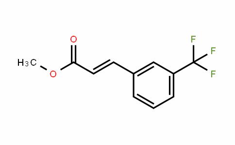87087-35-2 | 3-(Trifluoromethyl)cinnamic acid methyl ester