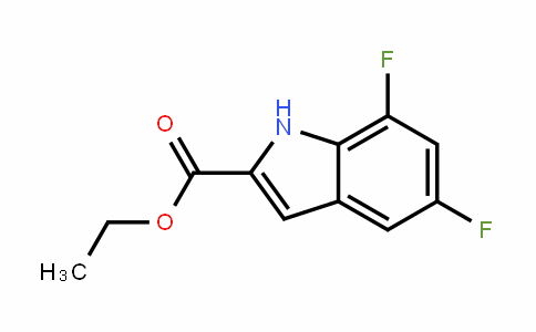 220679-10-7 | 5,7-Difluoroindole-2-carboxylic acid ethyl ester