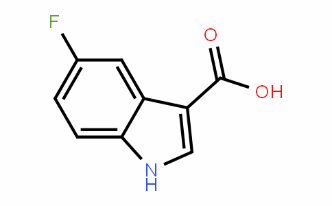23077-43-2 | 5-Fluoro-1H-indole-3-carboxylic acid