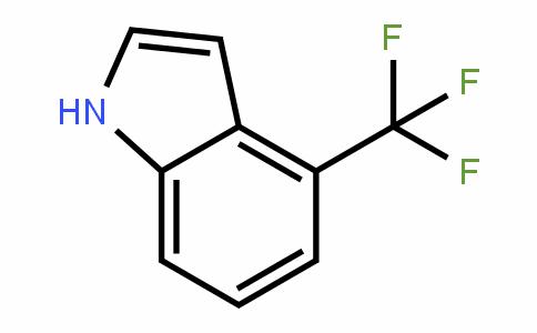 128562-95-8 | 4-(Trifluoromethyl)indole