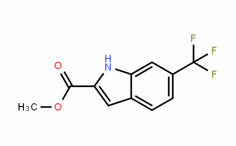 887360-34-1 | Methyl 6-(trifluoromethyl)indole-2-carboxylate