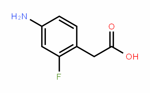 914224-31-0 | 4-Amino-2-fluorophenylacetic acid