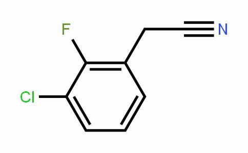 261762-98-5 | 3-Chloro-2-fluorophenylacetonitrile