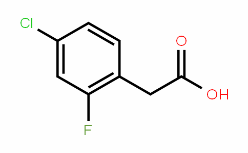 194240-75-0 | 4-Chloro-2-fluorophenylacetic acid