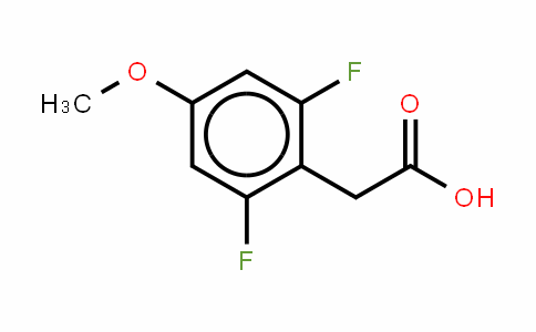 886498-98-2 | 2,6-Didifluoro-4-methoxyphenylacetic acid