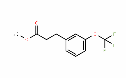 255895-90-0 | Methyl 3-(3-(trifluoromethoxy)phenyl)propanoate