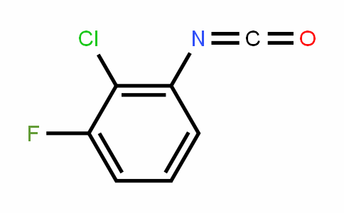 93110-05-5 | 2-氯-3-氟苯异氰酸酯