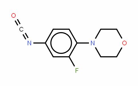 224323-51-7   (3-fluoro-4-(morpholinyl)phenyl)isocyanate