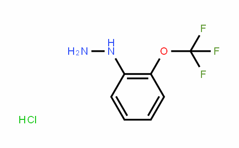 133115-76-1 | 2-(Trifluoromethoxy)phenylhydrazine HCl