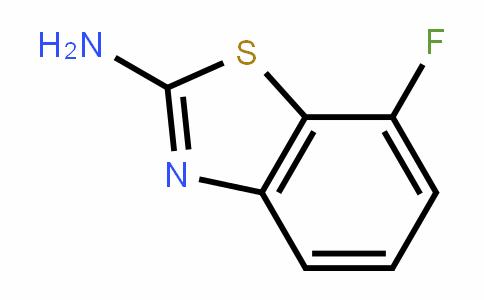 20358-08-1   2-Amino-7-fluoro-1,3-benzothiazole