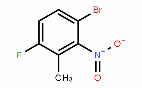 1286734-82-4 | 3-bromo-6-fluoro-2-nitrotoluene