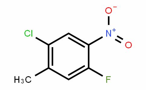 170098-88-1   2-chloro-5-fluoro-4-nitrotoluene