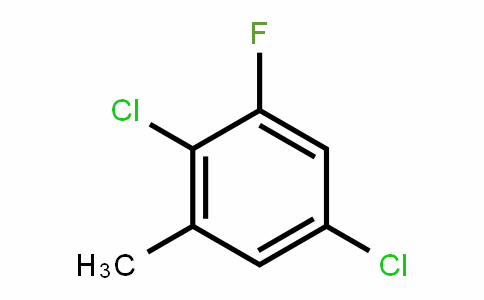 1242339-87-2 | 2,5-Dichloro-3-fluorotoluene