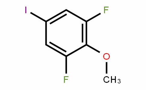 886762-68-1 | 2,6-Difluoro-4-iodoanisole