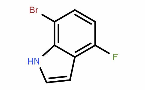 292636-09-0 | 7-Bromo-4-fluoroindole