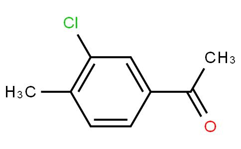 90792-98-6 | 1-(3-Chloro-4-methylphenyl)ethanone