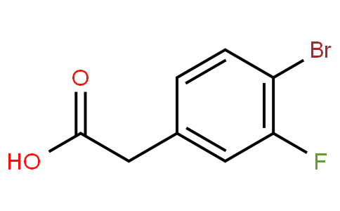942282-40-8 | 2-(4-Bromo-3-fluorophenyl)acetic acid
