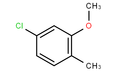 40794-04-5 | 4-Chloro-2-methoxy-1-methylbenzene