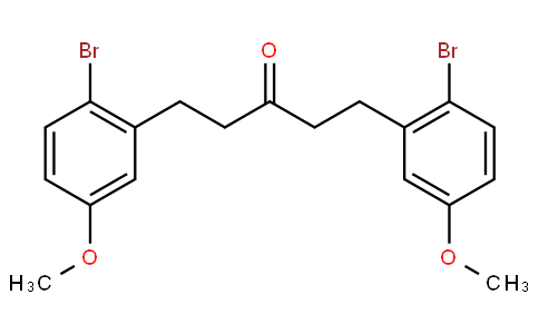 223137-71-1 | 1,5-bis(2-broMo-5-Methoxyphenyl)pentan-3-one