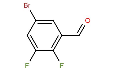 633327-22-7 | 5-bromo-2,3-difluorobenzaldehyde